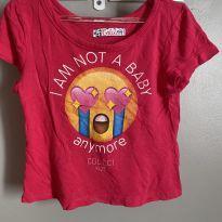 Camiseta colcci - 18 a 24 meses - Colcci e Colcci kids