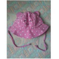 Chapéu rosa - 0 a 3 meses - Renner