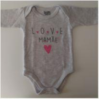 Body love mamãe - 3 meses - Clube do Dino