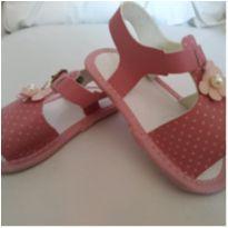 Sandália rosa - 15 - Pimpolho