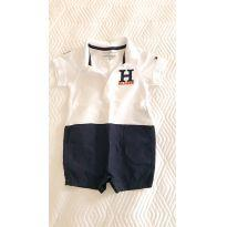 Macacao chique - 6 a 9 meses - Tommy Hilfiger
