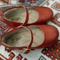 Sapato vermelho Klin - 22 - Klin
