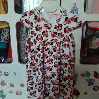 Vestido da Minnie - 1 ano - Disney