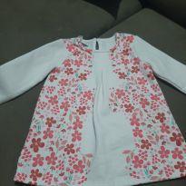 Vestido de frio - 12 a 18 meses - Teddy Boom