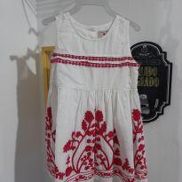 Vestido lindo da Renner - 1 ano - Teddy Boom
