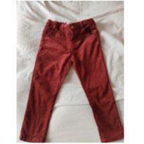 Calça de veludo Zara - 2 anos - Zara Kids
