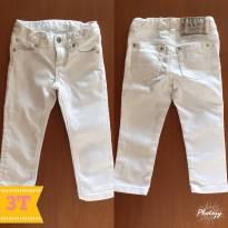 Calça branca Ralph Lauren (cód.068) - 3 anos - Ralph Lauren