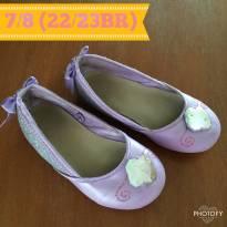 Sapato Princesa Sofia Disney Store (cód.0384) - 22 - Disney