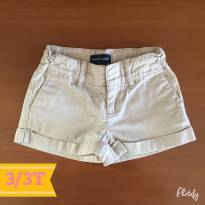 Short bege menina Ralph Lauren (cód.0495) - 3 anos - Ralph Lauren