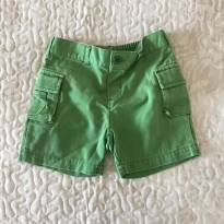 Short verde Ralph Lauren (cód.0537) - 6 meses - Ralph Lauren