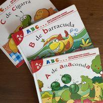 Coleção de livros ABC Meus primeiros passos na leitura e na aprendizagem -  - Não informada