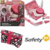 Kit de higiene para bebês Safety 1st - 18 peças (cód. 0238) -  - Safety 1st