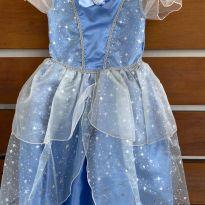 Fantasia da Cinderela - 4 anos - Disney