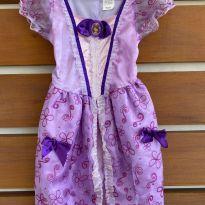 Fantasia da Princesinha Sofia - 4 anos - Disney