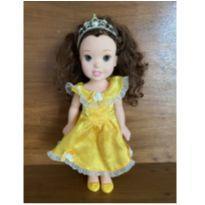 Boneca da Princesa Bela toddler (cód.0719) -  - Disney