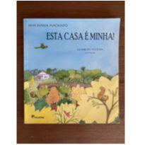 Livro Esta Casa é Minha! de Ana Maria Machado (cód.0717) -  - Editora Moderna e Moderna