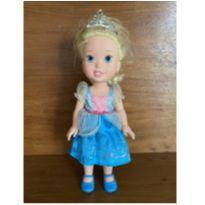 Boneca da Princesa Cinderela toddler (cód.0718) -  - Disney