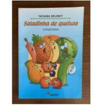 Livro Saladinha de queixas de Tatiana Belinky (cód.0728) -  - Editora Moderna e Moderna