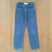 Calça azul marinho Cherokee (cód.0740) - 7 anos - Cherokee