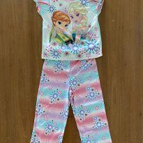 Pijama Frozen (cód.0756) - 5 anos - Disney