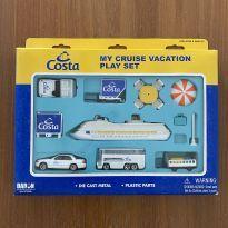 Brinquedos da linha de cruzeiros marítimos Costa Cruzeiros (cód.0775) -  - Não informada
