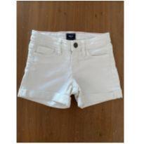 Short branco GapKids (cód.0799) - 5 anos - Gap Kids e GAP