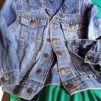 Jaqueta Jeans - 18 a 24 meses - Baby Gap