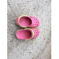 Crocs Original Rosa - 23 - Original - 23 - Crocs