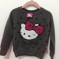 ❤️BLUSA HELLO KITTY❤️ - 2 anos - Hello  Kitty