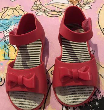 Sandalia Barbie Laços - 24 - Grendene