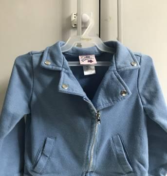 Jaqueta cintilante - 24 a 36 meses - Não informada