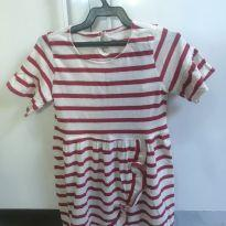 Vestido vermelho - 3 anos - Baby Club , PUC , marisol