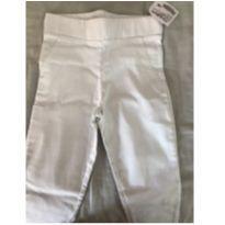 Calça branca - 4 anos - Polo Wear