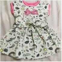 Vestido Lilica ripilica Tam 3P - 18 a 24 meses - Lilica Ripilica Baby