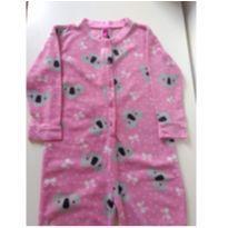 Pijama - Macacão em plush - 4 anos - Puket
