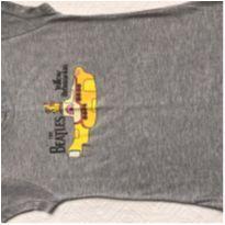 Camiseta Yellow submarine - 5 anos - Marca não registrada