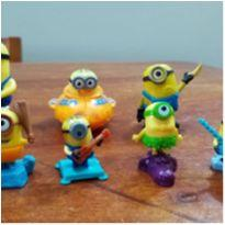 Bonecos Minions!!! 10 minions lindos! -  - Minions