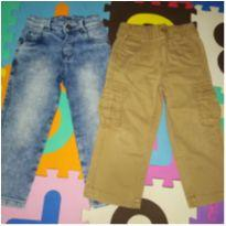 Kit calças para o baby - 2 anos - OshKosh e yoyo Baby