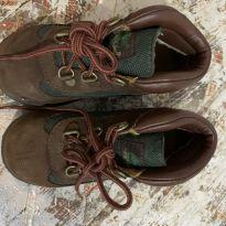 Linda bota importada timberland menino ou menina