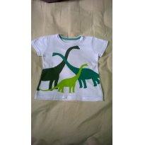 145- Camiseta Dinossauros - 2 anos - Baby Club