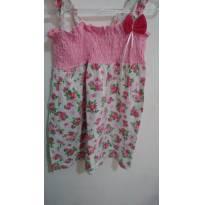 vestidinho florido - 2 anos - Não informada