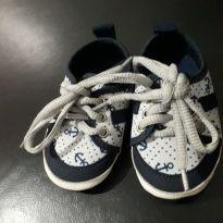 Sapatinho de bebê - 16 - Molekinho