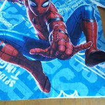 Camiseta homem aranha - 10 anos - Não informada