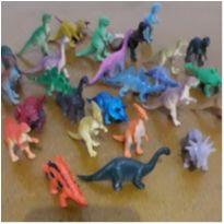 Kit mini dinossauros