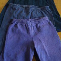 Kit 3 shorts - 4 anos - Não informada