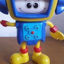 Brinquedo robo -  - Não informada