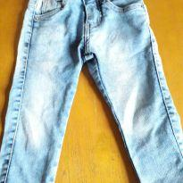 Calça jeans menino - 1 ano - Não informada
