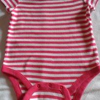 Body listrado Gap - 12 a 18 meses - Baby Gap