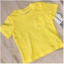 Camiseta Carter's 6 meses (Tamanho Único) - 6 meses - Carter`s