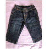 Calça Jeans - Carter's 6 meses - 6 meses - Carter`s